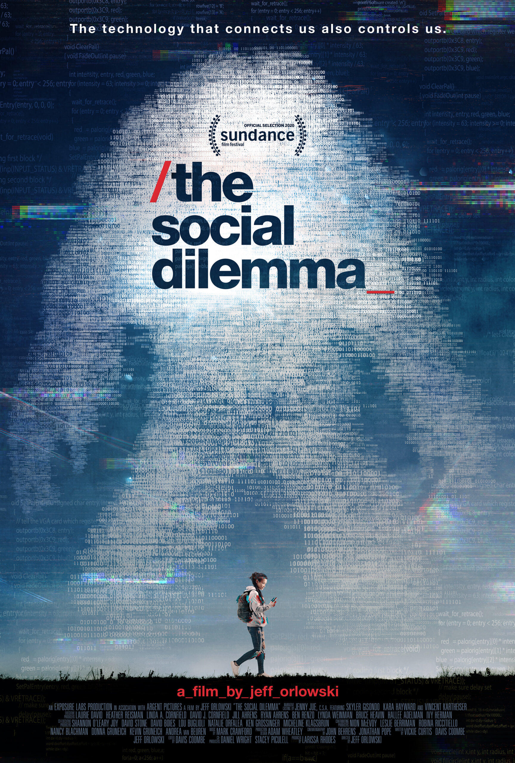 The Social Dilemma | Q&A with Director Jeff Orlowski and Producers Larissa Rhodes and Halle Adelman