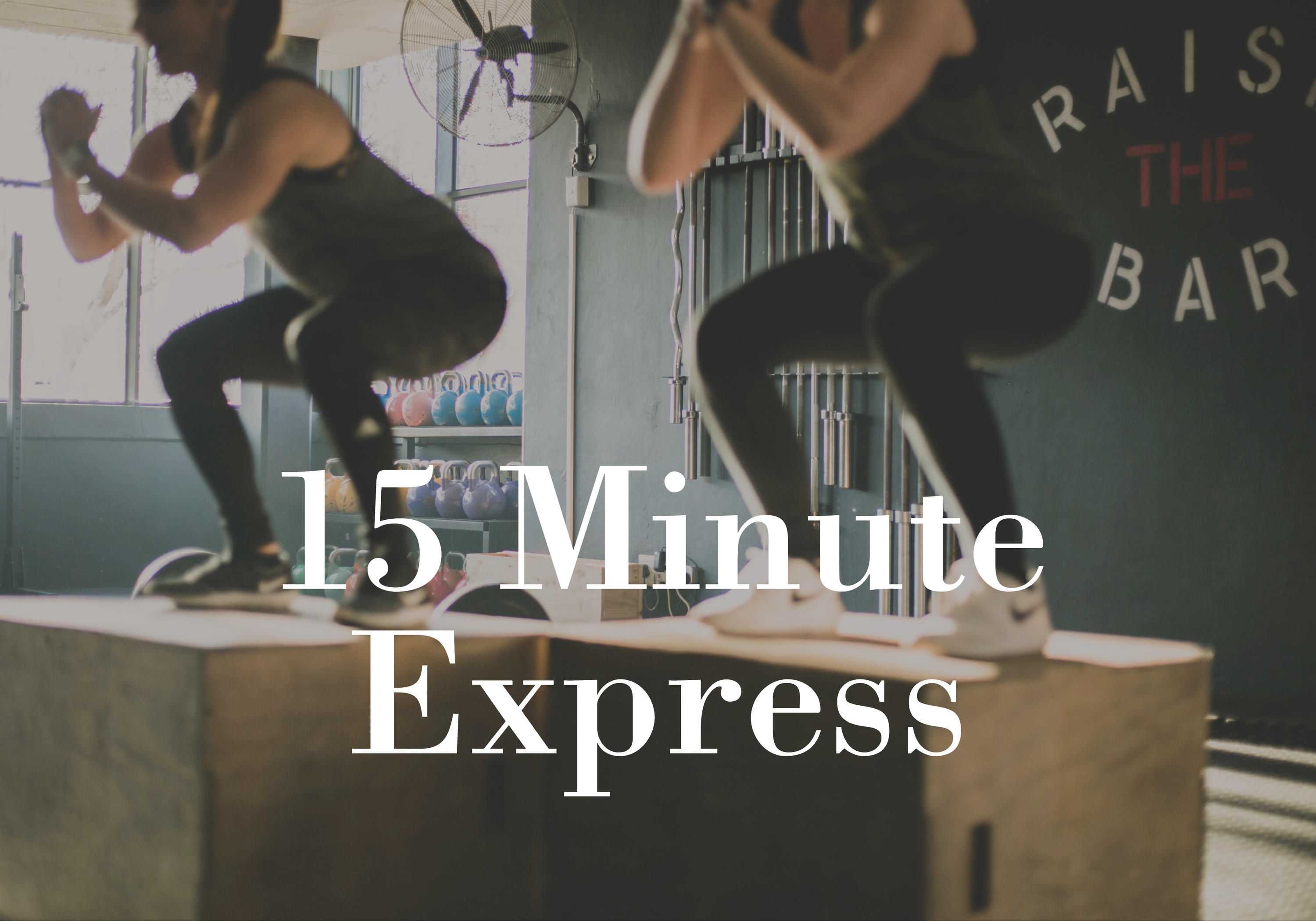 FC Virtual Field House Pop Up |  15 Minute Express with Jayel (Instagram Live)